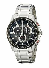 Citizen Eco-Drive Perpetual Calender Chronograph Atomic Mens Watch AT4008-51E
