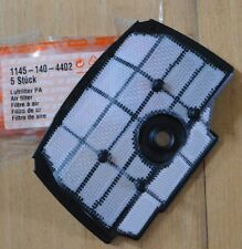 Genuine Stihl MS201T Air Filter 201T 1145 140 4402 Tracked Royal Mail