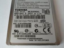 "Toshiba / Dell - MK3008GAL - 30GB 4200 RPM ZIF 1.8"" Hard Drive"