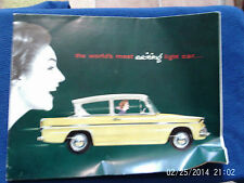 FORD ANGLIA 105E SALES BROCHURE  1959