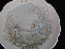 Royal Doulton Wind in the Willows PLATE~Preparations for the Boating Season~1984