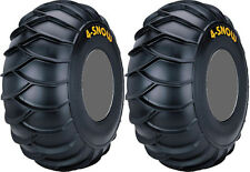 Pair 2 Maxxis 4-Snow 22x10-9 ATV Tire Set 22x10x9 22-10-9