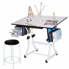 ON SALE TODAY! Drafting Drawing Art Hobby Craft Table Desk For Kids and Artists
