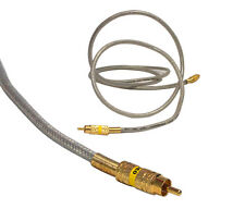 New RCA 6 feet High-Performance Digital Coax Coaxial Composite Video Cable