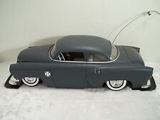 West Coast Choppers Jessie James 1954 Chevy 1:6 RC Display No Remote Or Charger