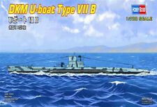 New Hobby Boss 1/700th DKM U-Boat Type VII B Kit No. 87008