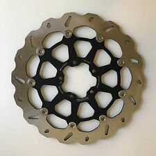 Galfer Wave Rotor W/ HH Sintered Pads For Ducati Scrambler Front DF912CW