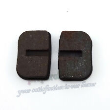 Disc Brake Caliper Pads Shoe For Dirt Pocket Bike Scooter Mini Moto 47cc 49cc