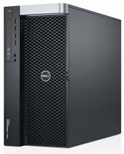 Dell T7600 2x E5-2687w 16-total Cores 3.1Ghz 32GB no HD Quadro 5000