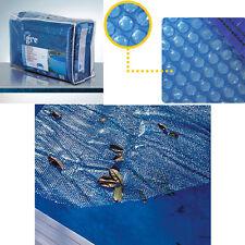 Telo di copertura estivo isotermico per piscine rotonde 300-350 cm della Gre