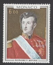 MONACO - 1977 - Ritratto del principe Onorato V