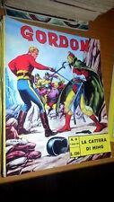 GORDON #   9 - LA CATTURA DI MING - 21   NOVEMBRE  1964-EDIZIONE FRATELLI SPADA