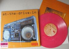 "At the Drive-in-vaya 10"" Limited pink vinyle mars volta Antemasque sparte"