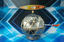 """Custom Character Options Doctor Who 5"""" Mechanoid The Chase   silver black gold"""