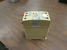 IDEC Power Supply PS5R-B12 Input:100-240V 0.3A 50/60Hz Output: 12VDC 1.2A Used