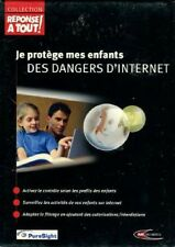 PC CD ROM -Je protege mes enfants des dangers d'internet - NEUF -WIN 98- ME - XP
