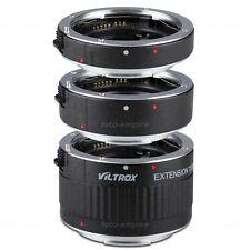 Zwischenringe extension tube kompatibel mit Canon EOS EF EFs 12mm 20mm 36mm