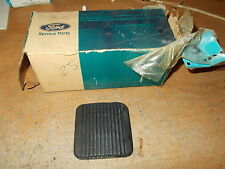 NOS 1978 1979 1980 1981 FORD COURIER MANUAL TRANS BRAKE PEDAL PAD D87Z-2457-A
