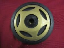 Arctic cat snowmobile gold idler wheel new 0604-235