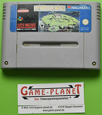 Populous Super Nintendo SNES Modul Sammlung by Game-Planet-shop