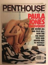 PENTHOUSE MAGAZINE DECEMBER 2000 PAULA JONES MINT CONDITION