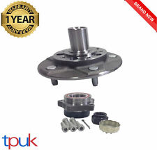 BRAND NEW FRONT WHEEL HUB + BEARING FORD TRANSIT MK6 2000-2006 SINGLE REAR WHEEL