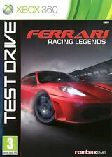 NEUF - jeu TEST DRIVE FERRARI RACING LEGENDS xbox 360 francais game spiel NEW