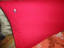 TOMMY HILFIGER RED (1) STANDARD PILLOWCASE 100% COTTON 19 X 27 BOYS