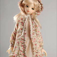 Dollmore 1/4 BJD doll clothes MSD SIZE - Civilin Dress Set (Ivory)