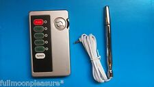 ELECTROSEX ESTIM TENS TONING SET WITH CONTROL UNIT AND STEEL BI POLAR URETHRAL