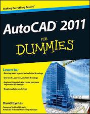 AutoCAD 2011 For Dummies, David Byrnes