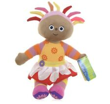 "NEW OFFICIAL 12"" UPSY DAISY SOFT TOY PLUSH FROM IN THE NIGHT GARDEN"