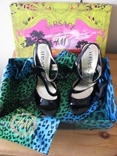 Versace for H&M Special Edition Patent Leather Shoes in Original Box S: 38 EUR