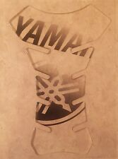 YAMAHA R1 R3 R6 MOTORCYCLE TANK PROTECTOR PAD CLEAR PROTECK MADE IN ITALY