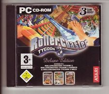Roller coaster youlin 3 principal Jeu Deluxe Edition + ADDON soaked + wild pc