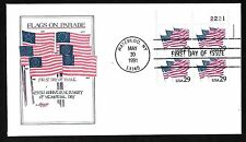 #2531 29c Flags on Parade - Artmaster FDCPB4