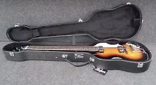Hofner HCT 500/1 Contemporary BEATLE BASS GUITAR & USED CASE, VINTAGE STYLE VIBE
