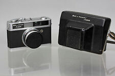 Canon Canonet Junior with Canon 40mm f/2.8 Refurbished