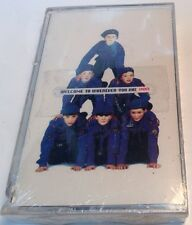 INXS Tape Cassette WELCOME TO WHEREVER YOU ARE 1992 Atlantic Records 7-82394-4