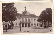 86 - cpa - CHATELLERAULT - L'Hôtel de Ville