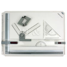 High Quality A3 Drawing Board Table Set Multi Function Magnetic Clamping Bar