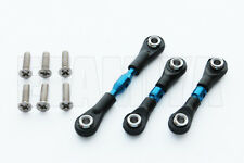 GPM TT160 Aluminum Turnbuckle Tie Rod (3pcs) Set For Tamiya TT01/TT01E/TT01D