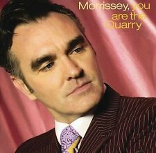 Morrissey / You Are the Quarry (CD) Jerry Finn / America Is Not the World GREAT