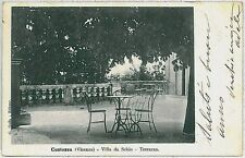 CARTOLINA d'Epoca: VICENZA - Longare : Costozza 1907