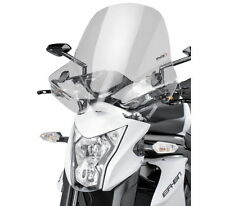 Puig Windshield Touring II 2002 Kawasaki ER-5 Clear 5267W