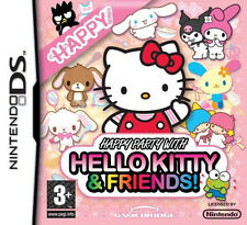 Happy Party with Hello Kitty & Friends (Nintendo DS, 2009)