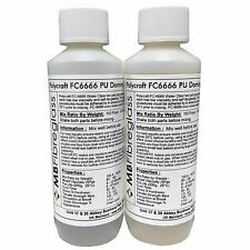 Polycraft FC6666 Badge Doming Water Clear Polyurethane Casting Resin 500g Kit