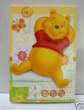 MRE * The Pooh A6 Writing Pad #4