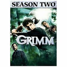 GRIMM Season Two 2 BRAND NEW SEALED DVD