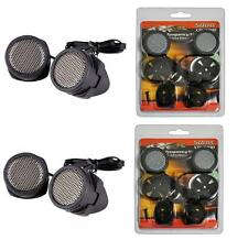 2 Pairs of XXX New Model 500W Super High Frequency Mini Car Tweeters